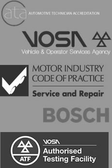 Touareg Propshaft Replacement VOSA approved station